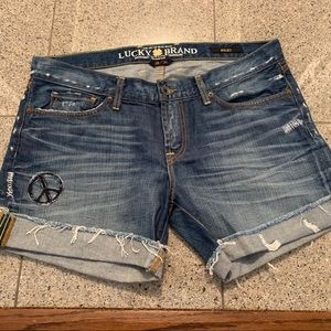 Lucky Brand Shorts - Lucky Brand Riley Shorts
